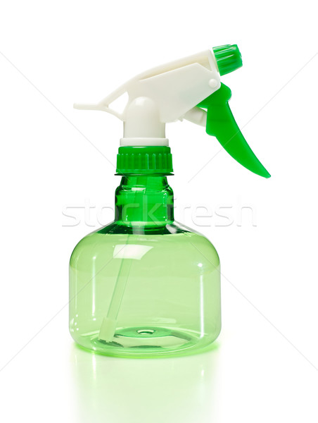 Empty water sprayer bottle Stock photo © icefront