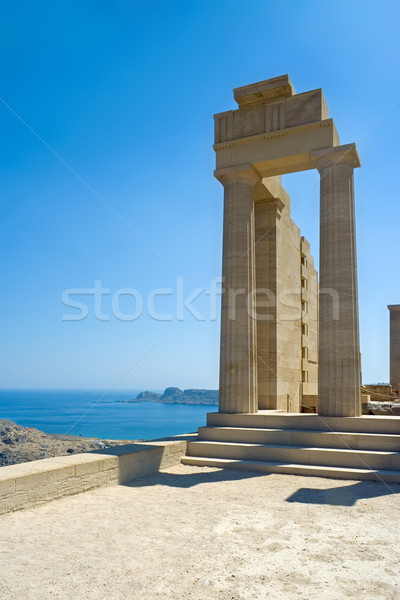 Ancient temple Stock photo © icefront