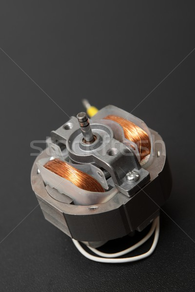 Electric motor Stock photo © icefront