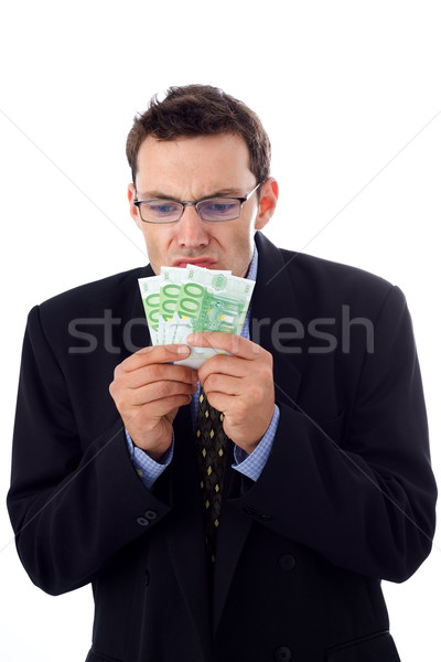 Money has no smell Stock photo © icefront