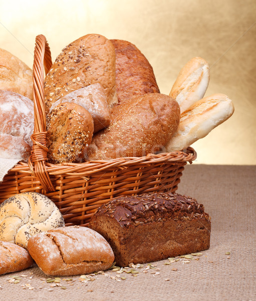 Various breads Stock photo © icefront