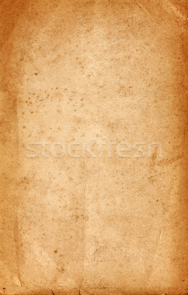 Old paper texture Stock photo © icefront