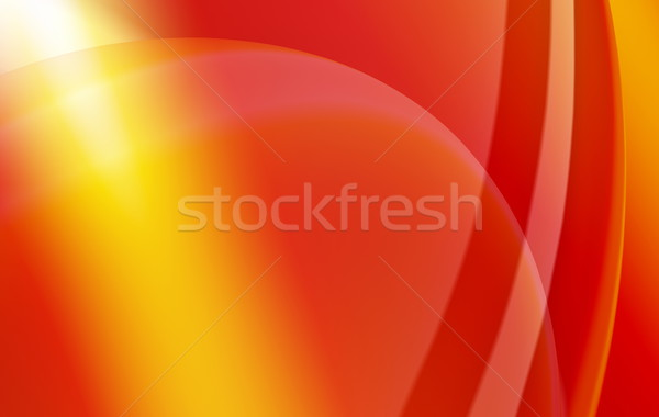 Abstract red background Stock photo © icefront