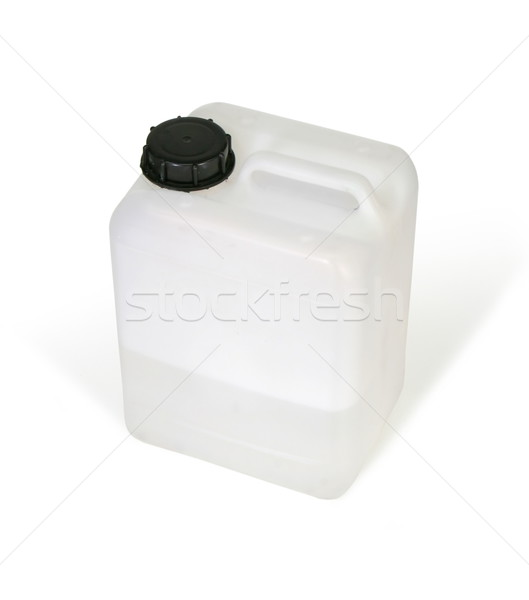Plastic bottle Stock photo © icefront