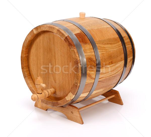 Wine barrel Stock photo © icefront