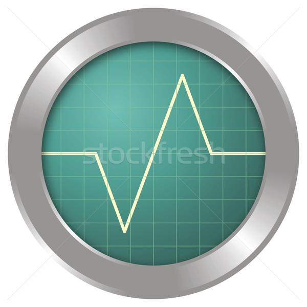 Oscilloscope Stock photo © icefront