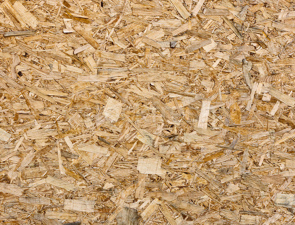 Oriented strand board (OSB) texture Stock photo © icefront