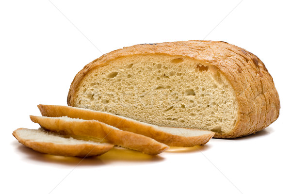 Sliced bread Stock photo © icefront