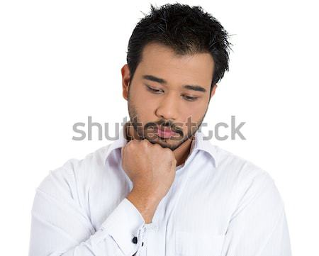 depressed man Stock photo © ichiosea
