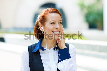 doctor healthcare professional isolated outside clinic hospital background Stock photo © ichiosea