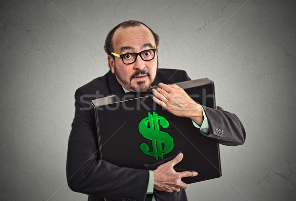 Money greed  Stock photo © ichiosea