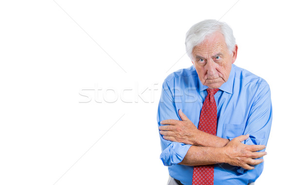 angry upset man Stock photo © ichiosea