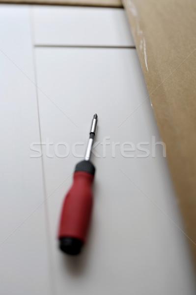 Building furniture Stock photo © ifeelstock
