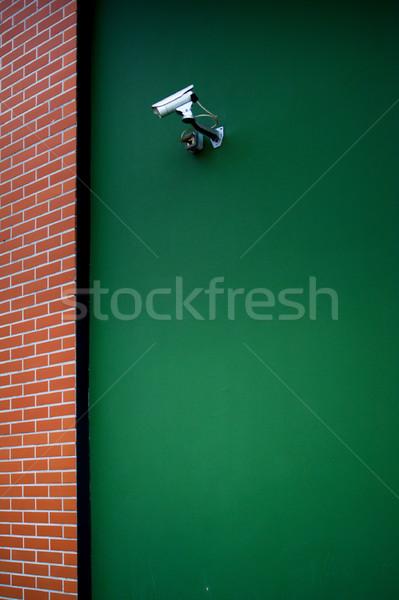 Active security camera Stock photo © ifeelstock
