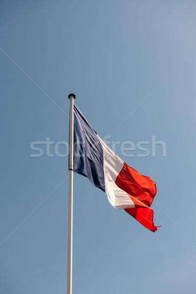 Flag of France Stock photo © ifeelstock