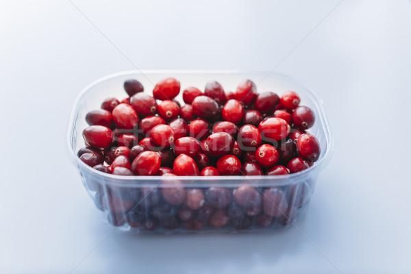 ストア プラスチック ボウル キッチン 食品 ストックフォト © ifeelstock