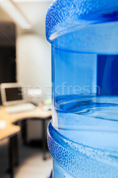 Water cooler in modern office Stock photo © ifeelstock