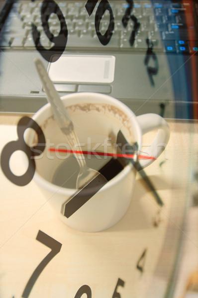 Morning coffee Stock photo © ifeelstock
