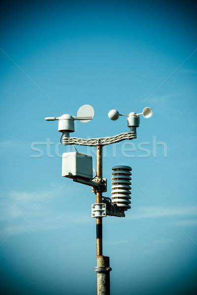 Weather station details Stock photo © ifeelstock