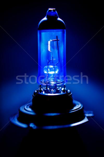 ксенон автомобилей осветительное оборудование лампы свет стекла Сток-фото © ifeelstock