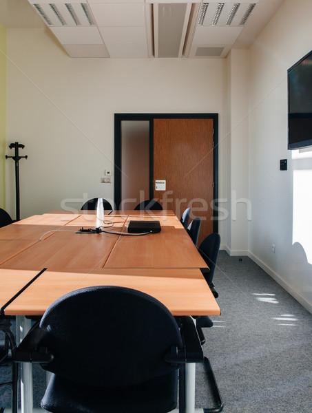 会議室 現代 人間 資源 部門 コンピュータ ストックフォト © ifeelstock