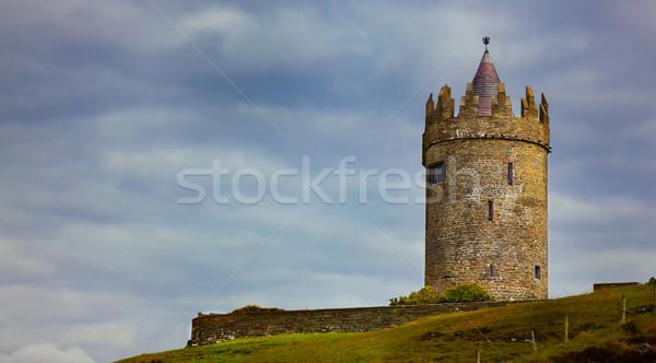 Doonagore Castle Stock photo © igabriela