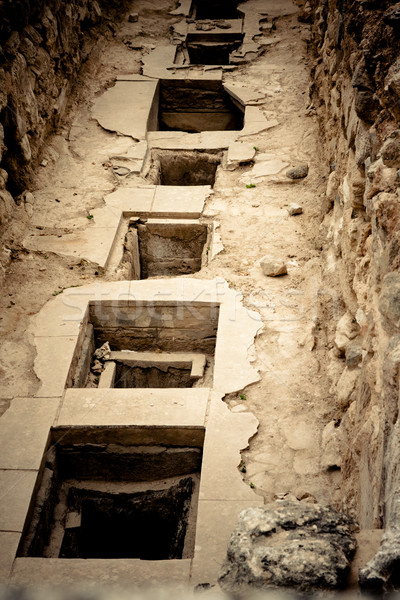 Knossos Archeological Site Stock photo © igabriela