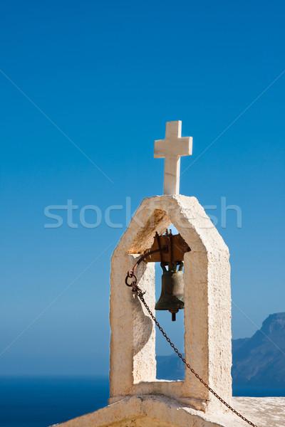 Chapel in Crete Stock photo © igabriela