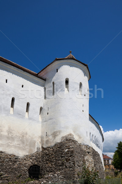 Prejmer Fortified Church Stock photo © igabriela