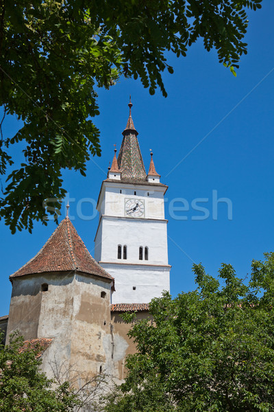 教会 ヨーロッパ 中世 シーズン ヨーロッパの ランドマーク ストックフォト © igabriela