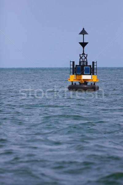 Floating lighthouse Stock photo © igabriela
