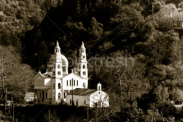 Church in Meskla Stock photo © igabriela