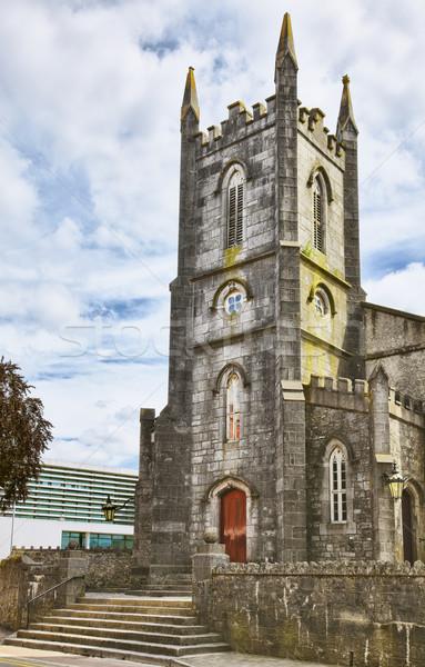 St. Mary Church of Ireland Stock photo © igabriela