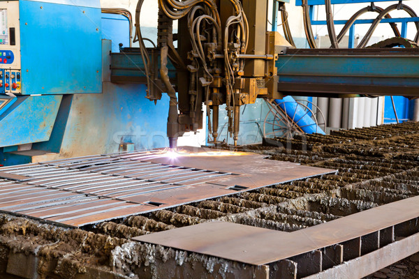 産業 機械 サイト ルーマニア 建設 ストックフォト © igabriela
