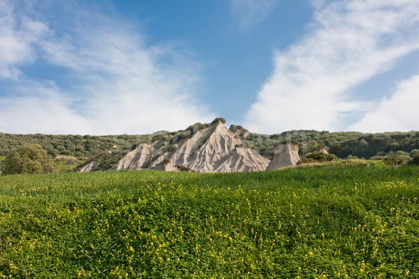 Komolithi geological phenomenon Stock photo © igabriela