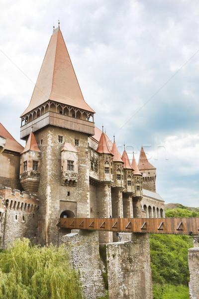 Huniazi Castle Stock photo © igabriela