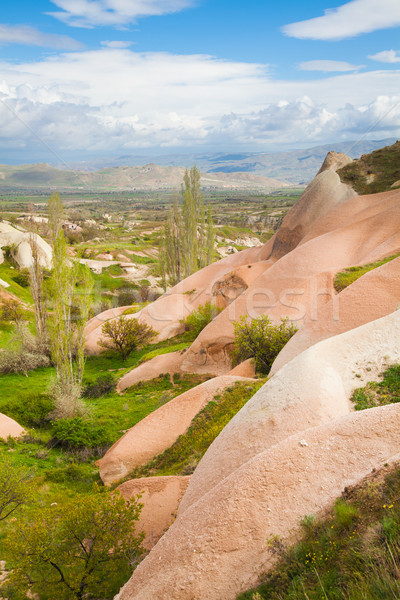 Cappadocia Stock photo © igabriela