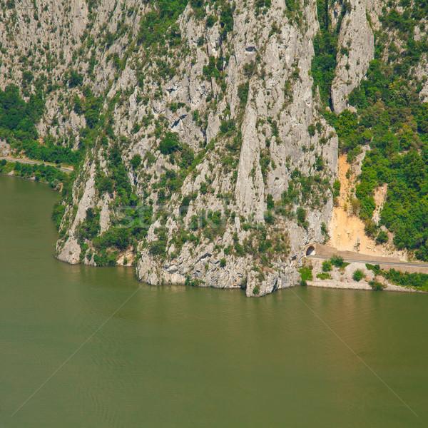 Danube gorges 'Cazanele Mari' Stock photo © igabriela