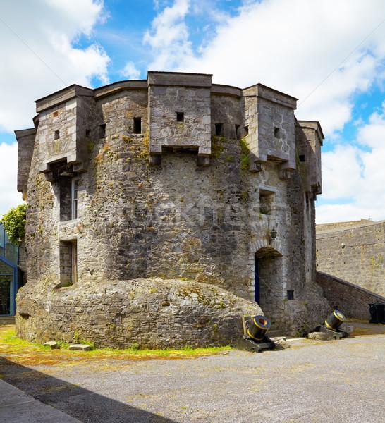 Athlone castle Stock photo © igabriela