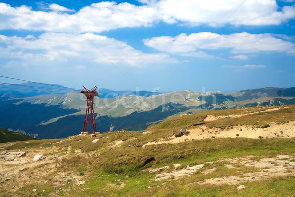 Bucegi Mountains Stock photo © igabriela