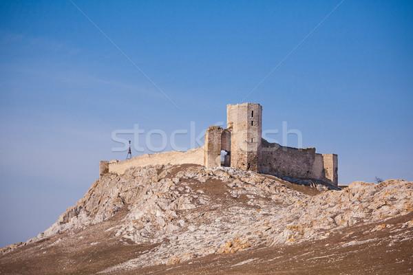Heracleea fortress Stock photo © igabriela