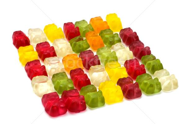 Isolado branco textura comida crianças Foto stock © igabriela