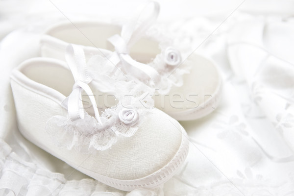 Baby shoes Stock photo © igabriela