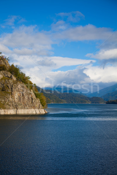 Vidraru Lake Stock photo © igabriela