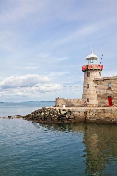 Howth Lighthouse Stock photo © igabriela