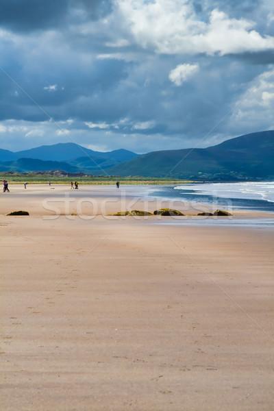 Inch paysage plage nature mer été Photo stock © igabriela