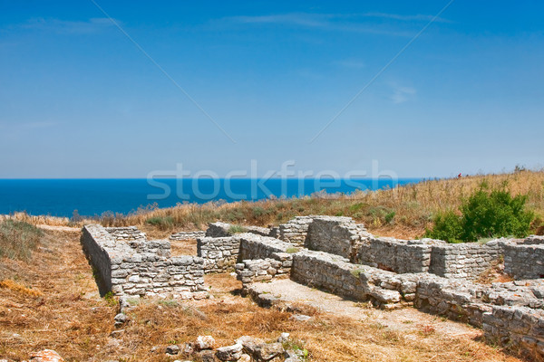 Kaliakra Fortress Stock photo © igabriela