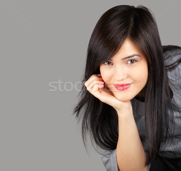 Woman portrait Stock photo © igabriela