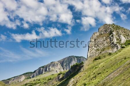 Valisoarei Gorges Stock photo © igabriela