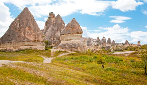 Goreme National Historical Park Stock photo © igabriela